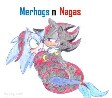 Merhogs n Nagas - Frontcover by Shades365