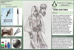 Assassins Creed OC entry by Zham41