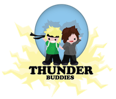 Thunder Buddies by McFlynder