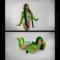 Sexy Tick Tock Croc - Cosplay Commission 02 by Bastetsama-Cosplay