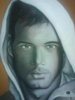 William Levy by AB-Vences