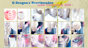 45 Icons : Heartbreaker by nanomeow