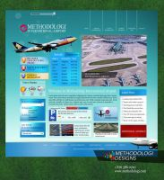 Methodologi Int. Airport by webgraphix