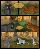 Warriors Into the Wild - Page: 35 by SassyHeart