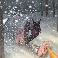 Challenging the blizzard by the-speed-demon