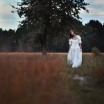walk in the fields of gold by justina-m