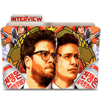 The Interview Folder Icon by QualDude1187