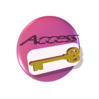 Access Dock Icon by grenadeh