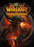 WoW Cataclysm Box Art by M4xC4v413r4