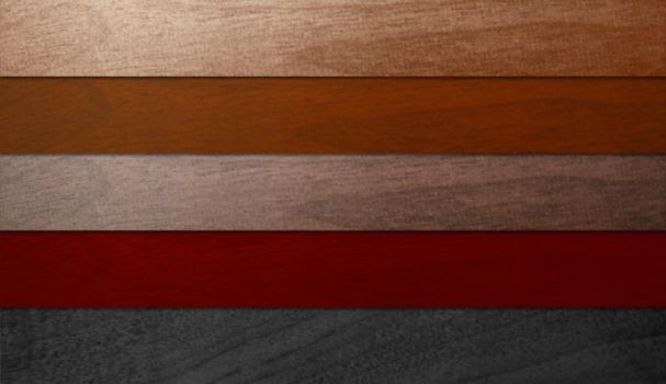 Wood Texture with 5 Colors by elemis