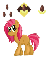 Cutie Mark Concepts: Babs Seed by HyperNerd13