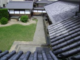 Tile Roof by rinchan089