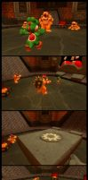Bowser's Punishing Order by Epic-Flatbreon
