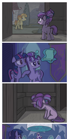The Ghosts Of The Past Will Haunt You Forever by Inkygarden
