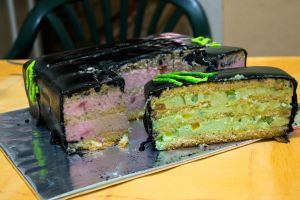 monster energy torta DD by Mandy0x
