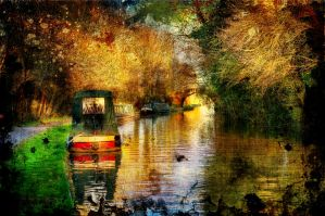 Grand Union Canal, Leicestershire by MuttleyMcFester