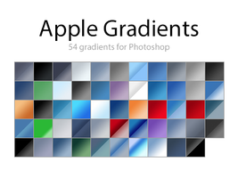 Apple Gradients by mppagano