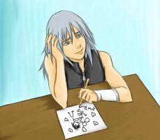 Riku's True Love by Supaa-Seto