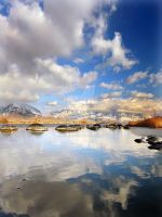 American Fork Boat Harbor Wate by houstonryan
