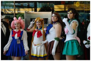 Youmacon 2011: Sailor Moon by LadyEmrys