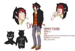 Demon Tamer Point Auction -closed- by Drushicorn