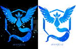 . Team Mystic . by KuchikixRukia