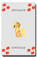 Applejack Card by pims1978
