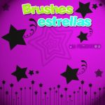 Brushes estrellas by Freziitoo