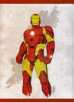 Ironman,Marvel by Gay-san