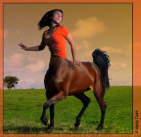 Centaur Photomanip 2 by matejcadil