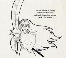 Very Early IY Drawing by M-Skirvin