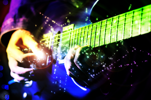 Power of Music by SynystraOff
