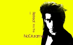 Nick Cave Nocturama Wallpaper by calledkidblast