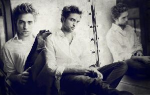 Robert Pattinson by nylfn