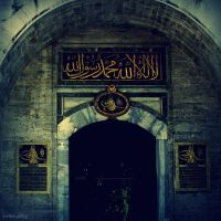 Topkapi Entrance by lostknightkg