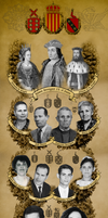 Moniz Berenguer Vieira FAMILY TREE (Ancestors) by AndrewScrolls