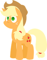 Apple Horse by Zacatron94