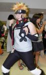 Naruto Cosplayer by ChronoCrier