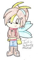 Jackie the Dragonfly by mlp44