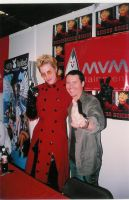 With the voice of vash by plushieman
