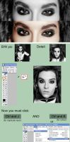 Tutorial - colorize skin by AmyLawrence