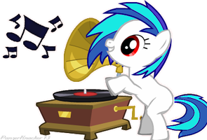 Young Vinyl by PanzerKnacker73