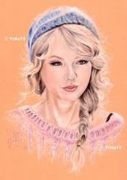Taylor Swift by Yuka13