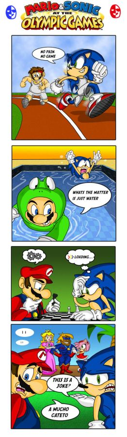chiste del dia XD.  - Página 2 Mario_and_Sonic_olympic_by_xamoel