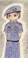National Police Cadet Corps :o by howeirong