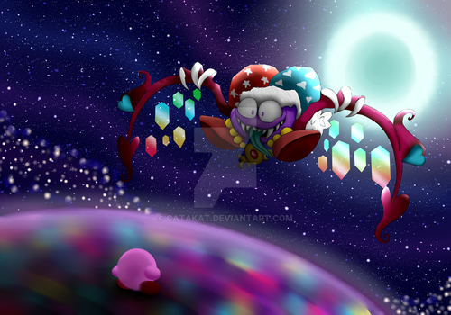 Kirby: Marx by Catakat