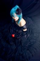 Vocaloid - Black Stained Bride by Taymeho