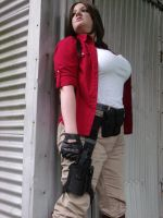 RE6 Helena Harper - Cautious by TheBeastInBeauty