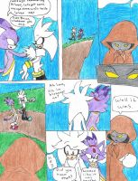 Sonic Today Page 3 by BoredOutOfMyMindStud