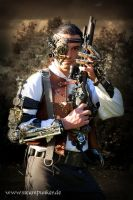 steampunk steampunker outfit by steamworker